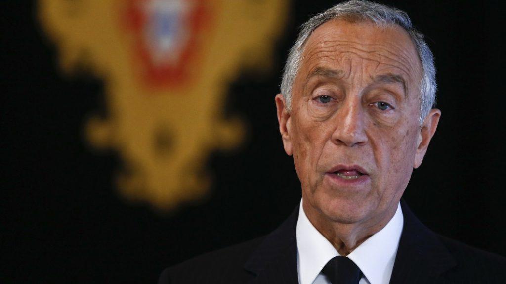 Presidente da República Marcelo Rebelo de Sousa. Foto: António Cotrim/Lusa.
